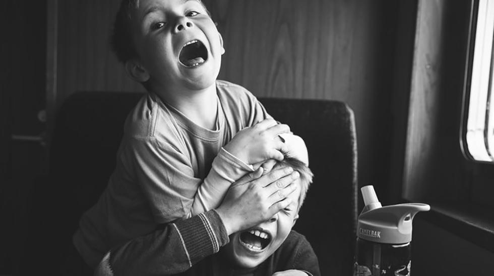 Jeg er mamma til to vidunderlige gutter. Foto: Guro Skjelderup