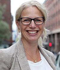 Linda Granlund, divisjonsdirektør Folkehelse i Helsedirektoratet. Foto: Rebecca Ravneberg