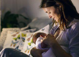 Babyen er urolig om natten, Ammehjelperblogg