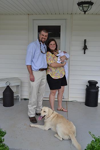 Etter 80 dager på sykehuset, fikk Walker komme hjem.