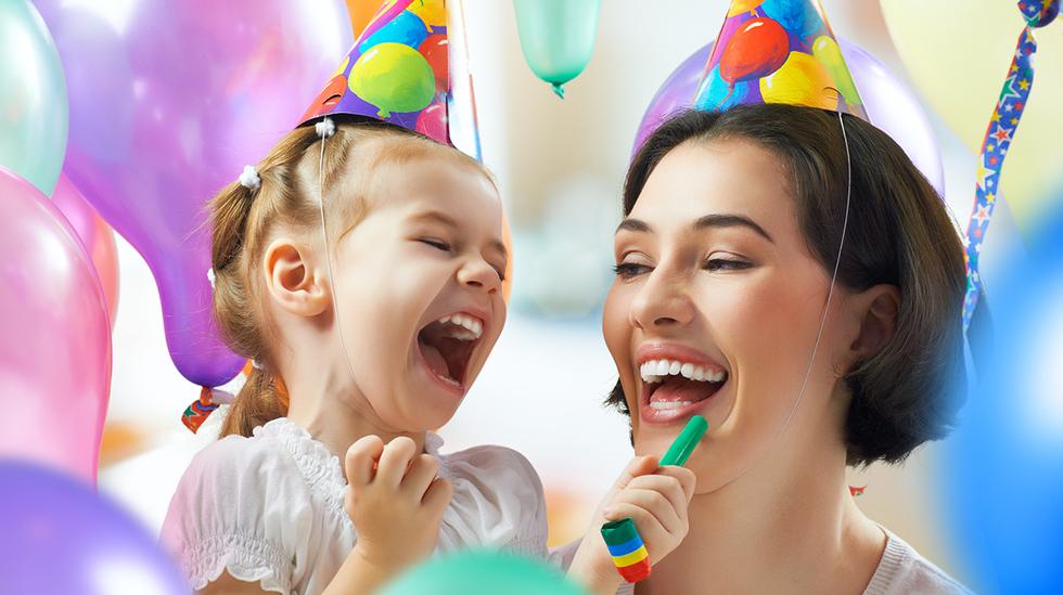 Bursdagsfeiringen er viktig for de små. Hvordan få til en vellykket feiring? Illustrasjonsfoto: iStock