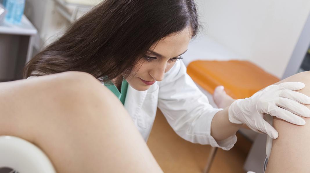 Få det gjort! Ta en celleprøve – og unngå livmorhalskreft! Illustrasjonsfoto: iStock