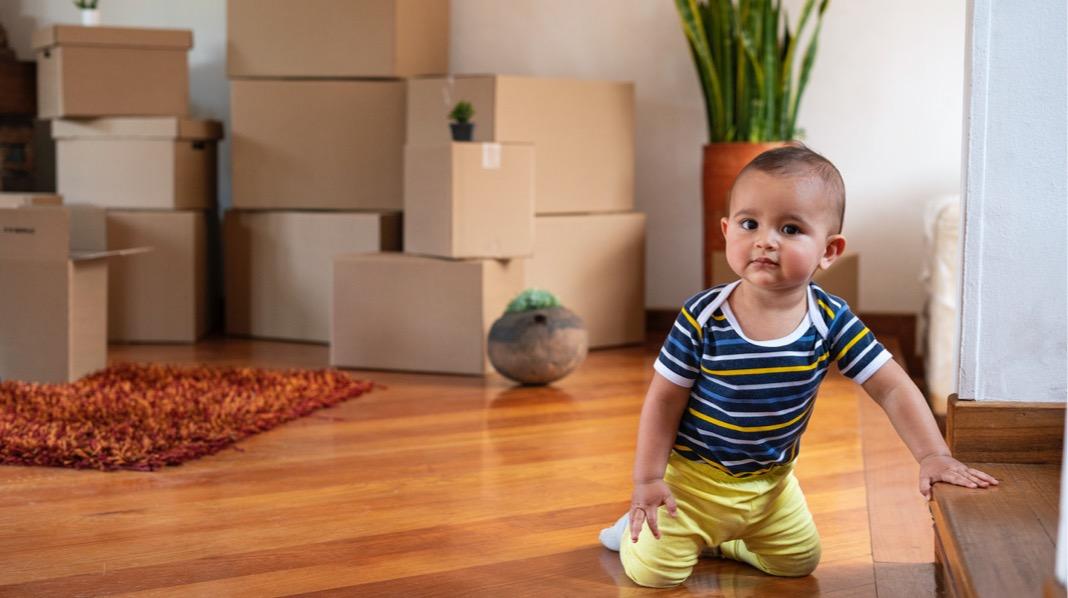Samlivsbrudd: Kan en forelder flytte bort med barnet?
