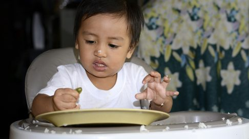 baby vil ikke spise