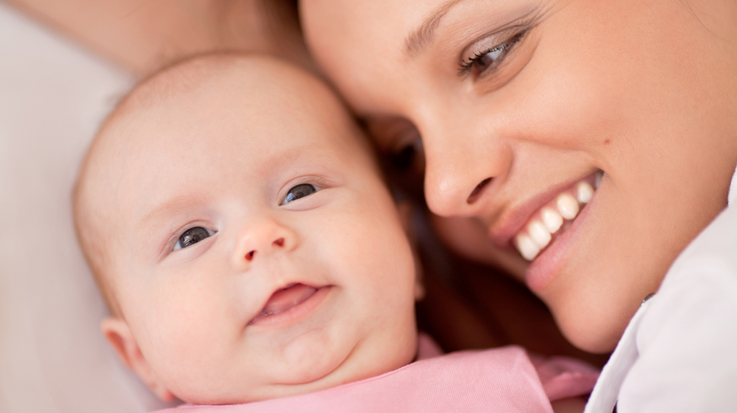 Det var så innmari godt da jeg kjente at jeg var ubegripelig glad i jenta mi. Illustrasjonsfoto: iStock