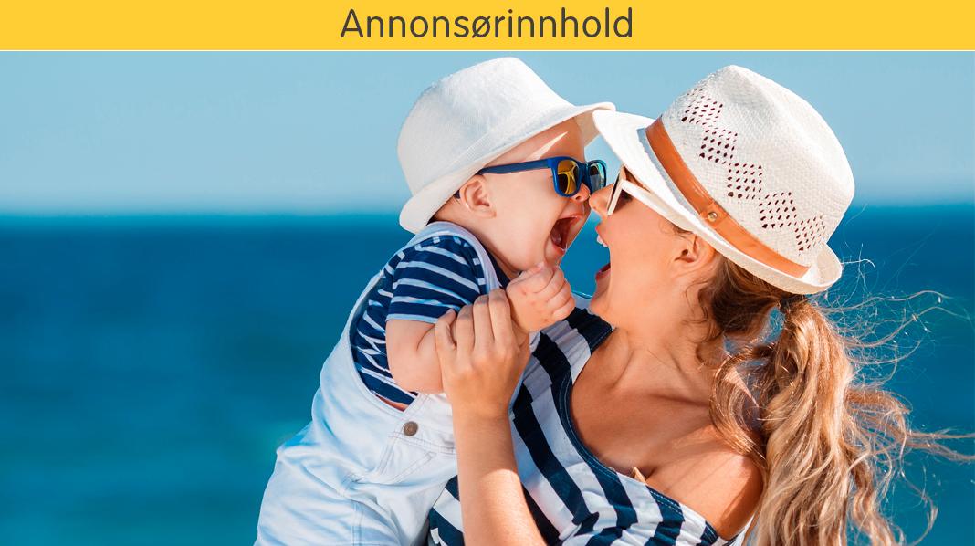 alenemor ferie med barn