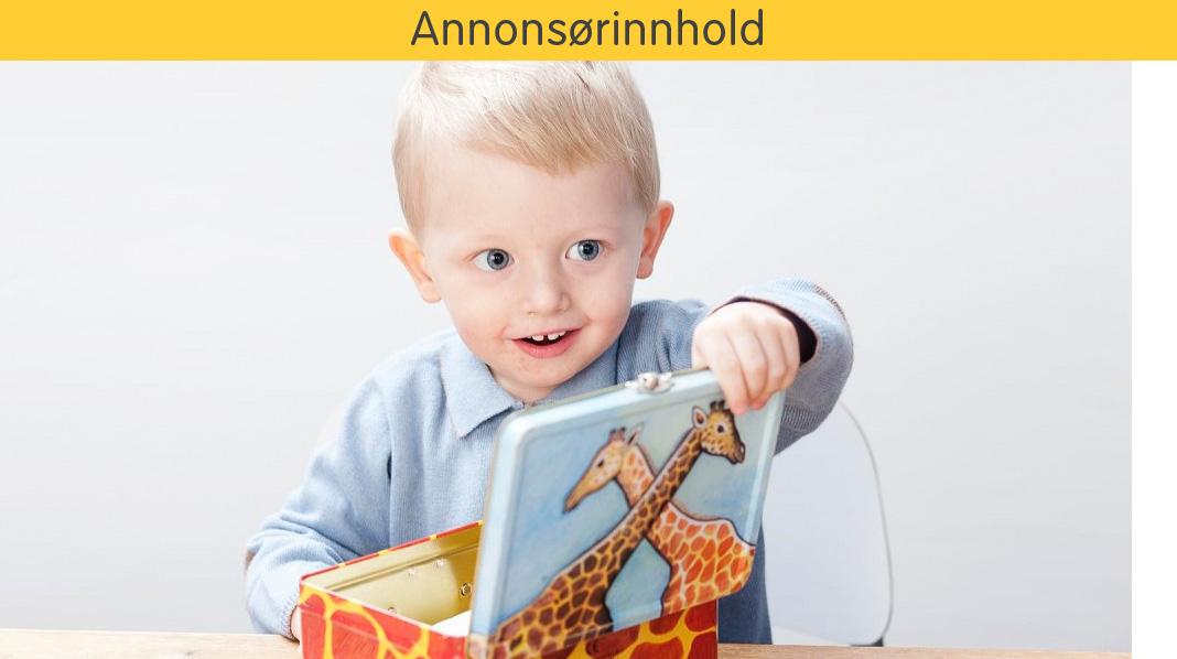 Derfor er brunost og prim bra pålegg for barn!
