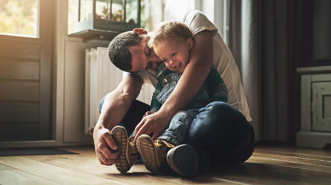 De første seks årene er det lettest å påvirke barnet, så det er viktig å tenke over hva du lærer videre. Illustrasjonsfoto: iStock