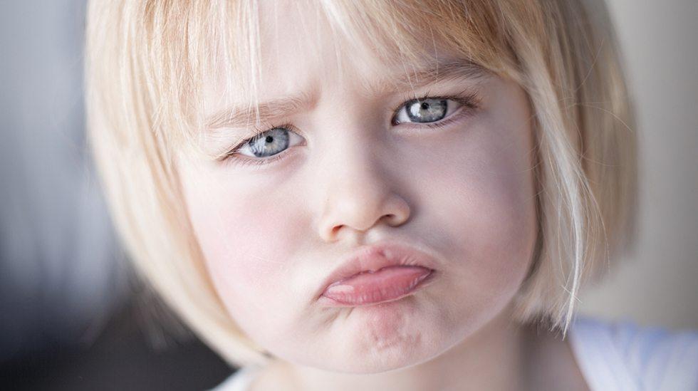 Det er sjelden det er vanskeligere å være forelder enn når poden virklig slår seg vrang. Illustrasjonsfoto: Shutterstock