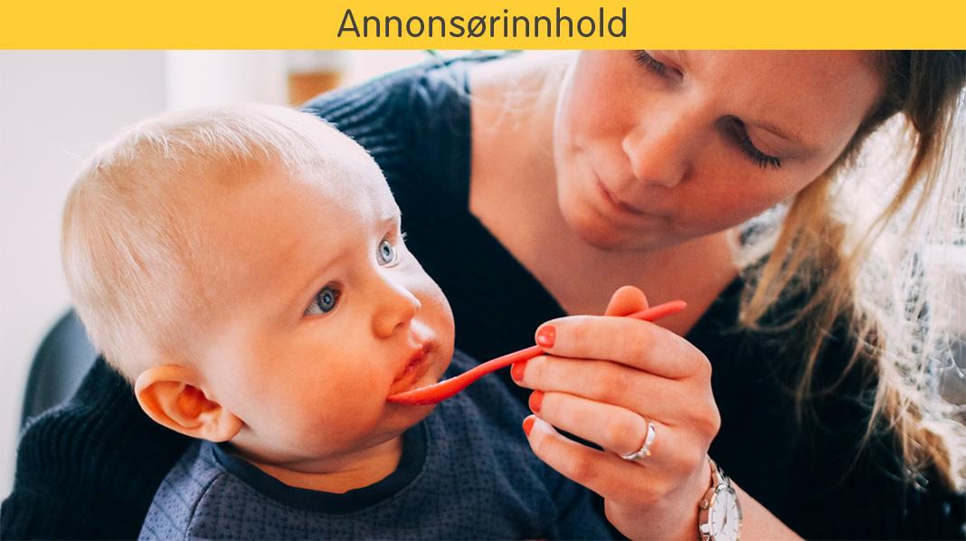 Når kan babyen din begynne med fast føde?