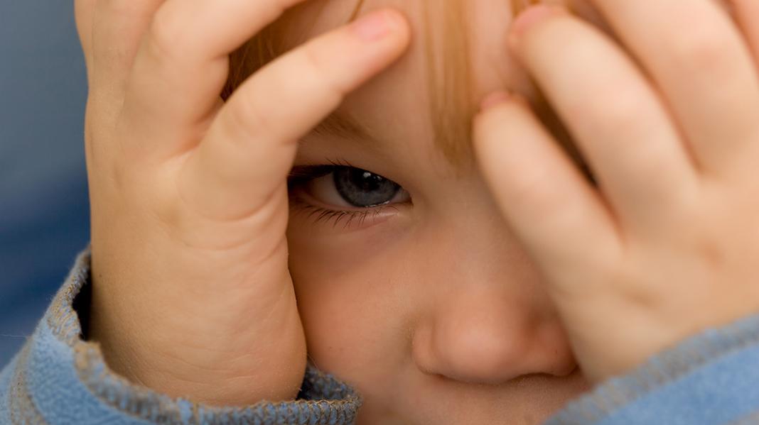 Hvordan er det for et barn som opplever vold i hjemme? Illustrasjonsfoto: iStock