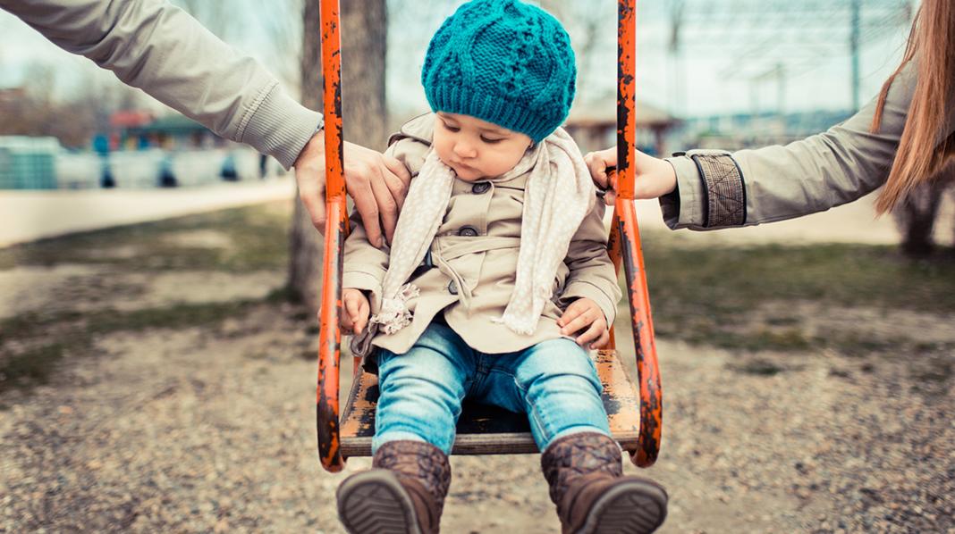 Hva skjer hvis en ikke blir enige om hvem som skal ha barnet etter et samlivsbrudd? Illustrasjonsfoto: iStock