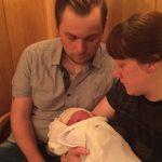 Heine, mamma og pappa