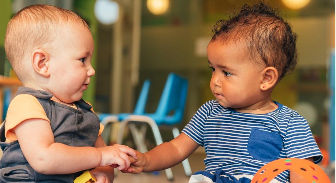 Nå har også barn født innen utgangen av november rett på barnehageplass. Illustrasjonsfoto: iStock