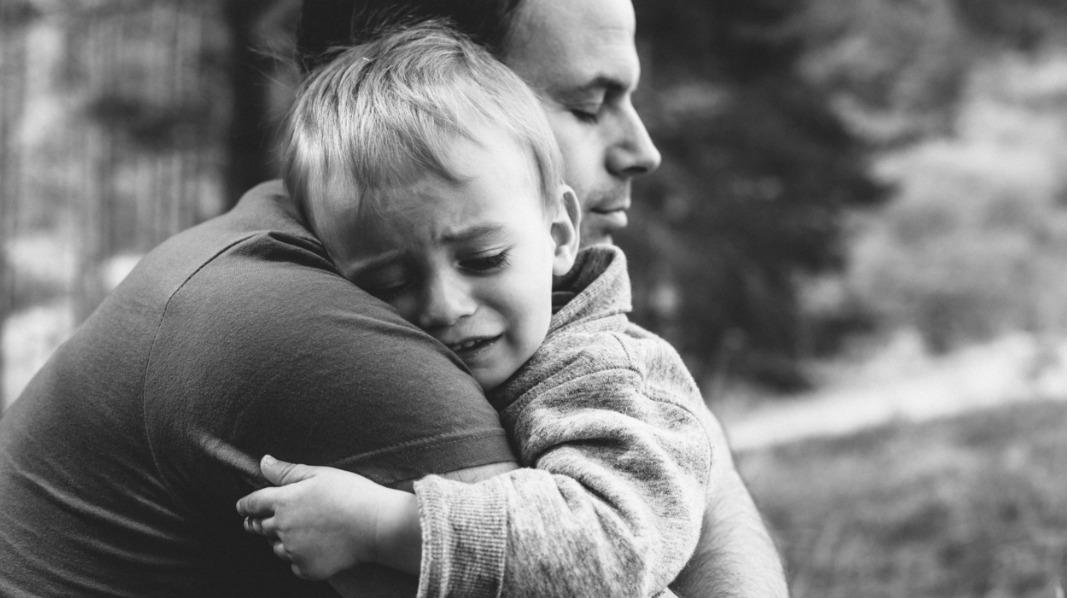 Hvordan er det best å møte engstelige barn? Illustrasjonsfoto: iStock