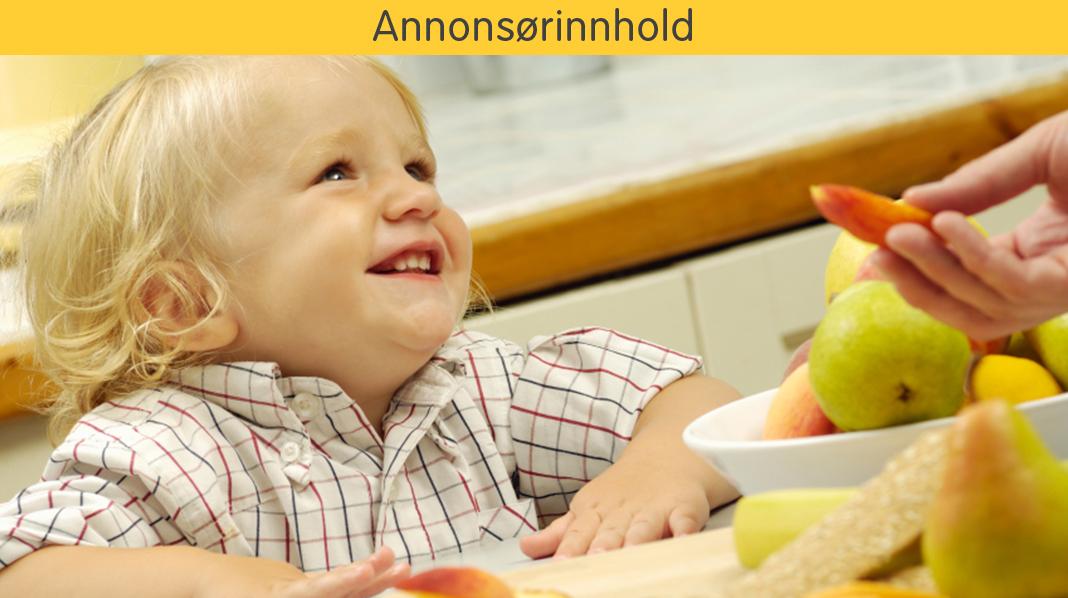 Vegetarisk barnemat – dette må du som forelder vite