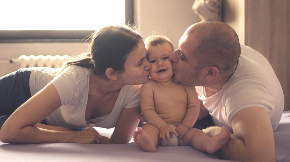 Dating en mann som har en nyfødt baby