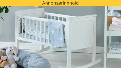 Moderne Velg riktig seng til babyen | Babyverden.no UN-64