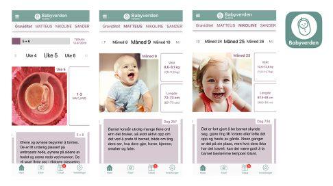 937151a4 Slik bruker du Babyverden-appen | App | Babyverden.no