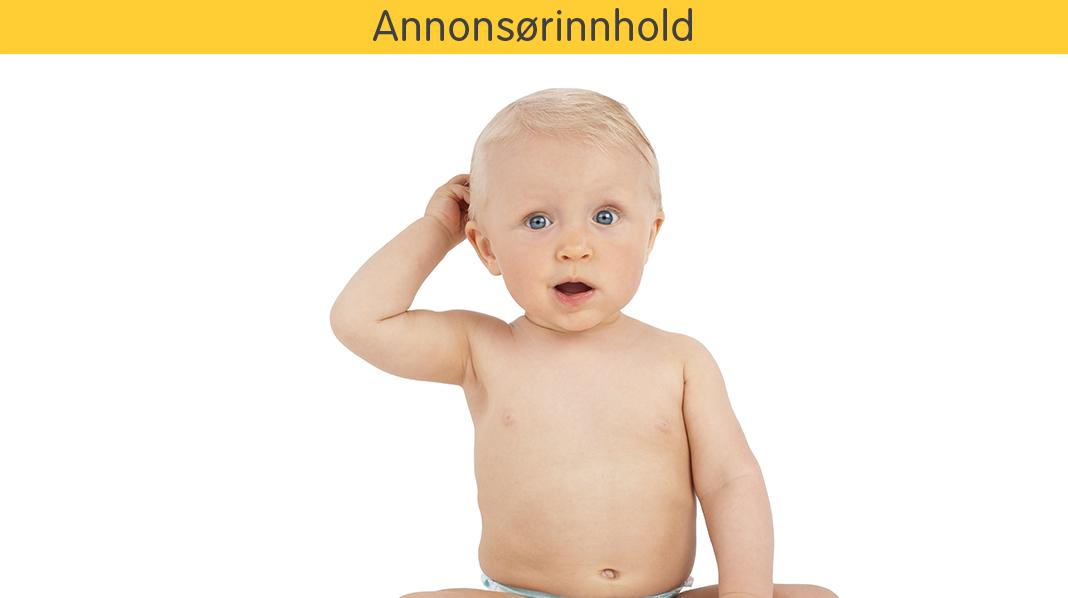 Tørr hud barn