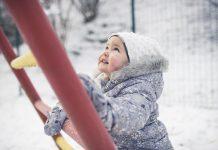 Påkledning i barnehagen