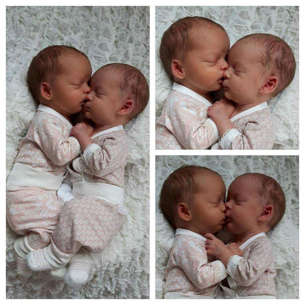 Tvillingjenter