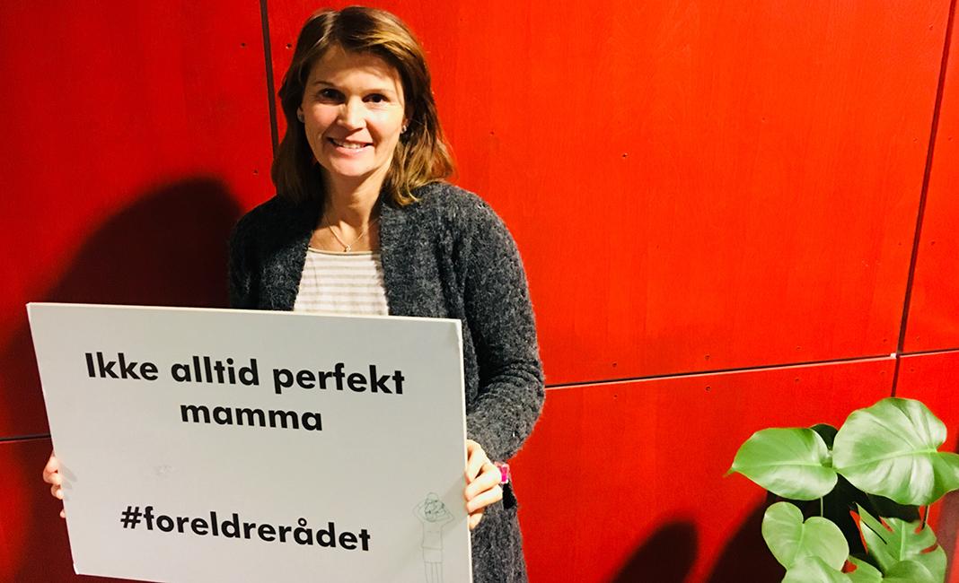 Trine Giving Kalstad fra Landsforeningen uventet barnedød om krybbedød.