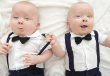Navn til tvillinggutter