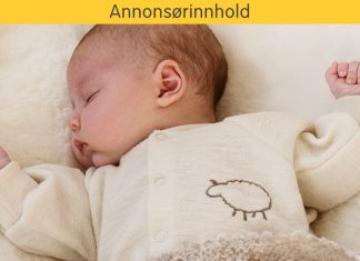 Søvn Nøstebarn rolige netter