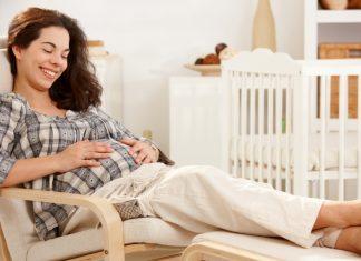 Babyutstyr klart før fødselen