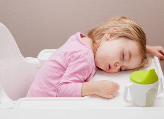 Pass på at barnet ditt får nok søvn