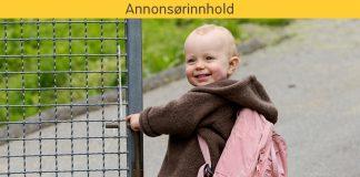 Nøstebarn klær trengs i barnehagen