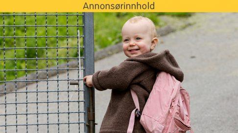 2ce40d43 Hvilke klær trengs i barnehagen?   Annonsørinnhold   Babyverden.no