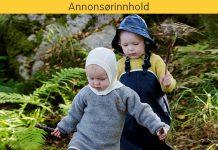 Hvordan kle barnet i all slags vær Nøstebarn