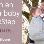 Konkurranse Bluum Onya baby NexStep