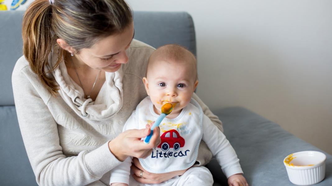 Lyst til å lage babymaten selv? Illustrasjonsfoto: iStock