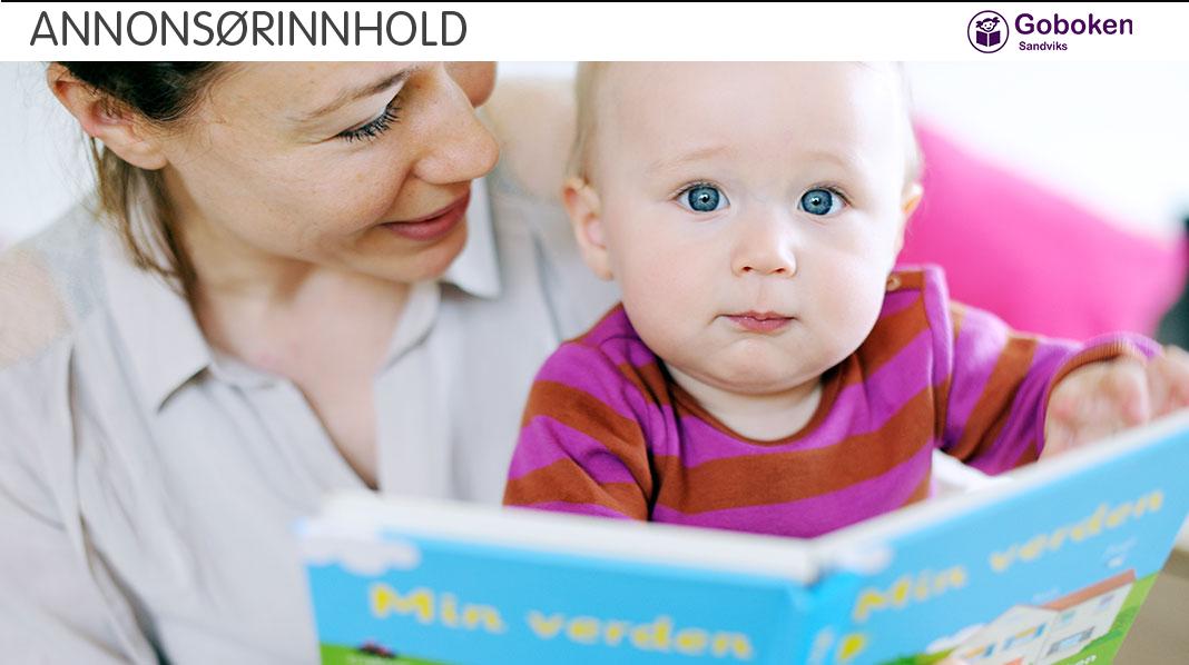 Umulig å skulle lese for babyer, tenker du? Det er faktisk helt feil, og ja, det motsatte er bevist.