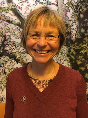 Kirsten Jørgensen, leder i Den norske jordmorforening