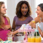 Invitere til babyshower