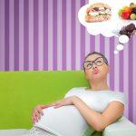 Gravid kosthold matlyst