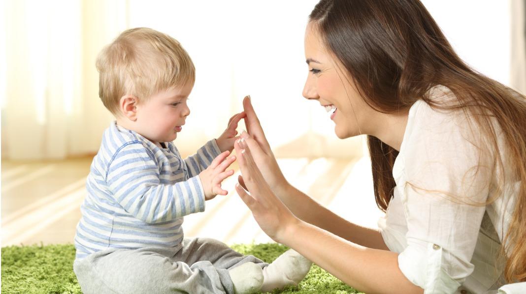 Mange som velger 100 prosent dekningsgrad velger å ta 10 uker ulønnet permisjon for å få være lenger hjemme med babyen. Illustrasjonsfoto: iStock