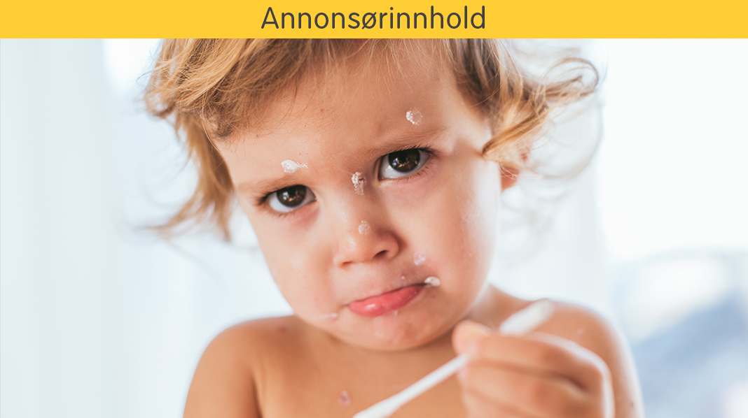 Gjensidige barnesykdommer