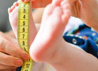 vekt lengde baby barn