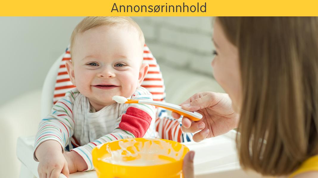 Dette bør babyen spise