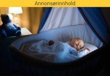 Sånn får du barnet til å sove om natten