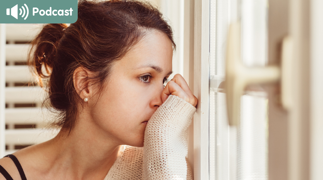 Bekymringene melder seg gjerne fort dersom en opplever blødninger i svangerskapet. Men det kan fremdeles gå bra. Illustrasjonsfoto: iStock