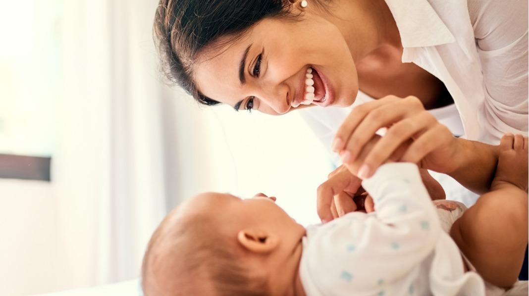 baby sosial utvikling
