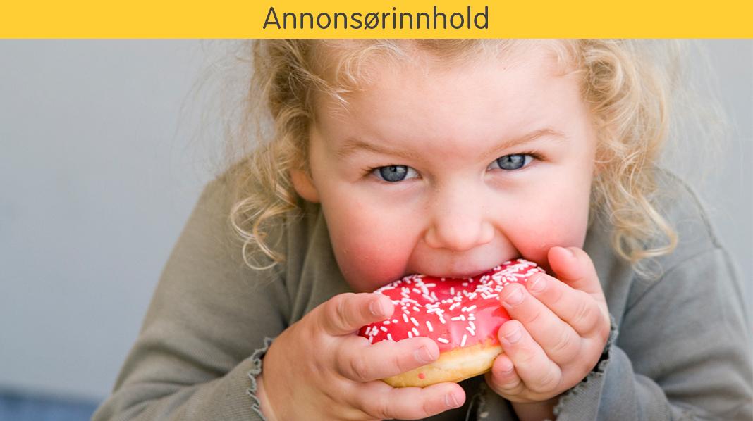 Barn og sukker: Hva er egentlig aldersgrensen for godteri?