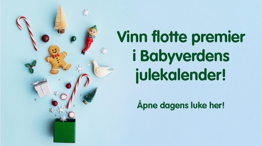 Babyverdens julekalender