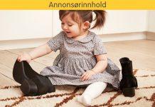 00be870d Størrelsesguide til baby‑ og barnesko: Få hjelp til å finne riktig  skostørrelse til barnet ditt